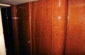 Wood interior stroage