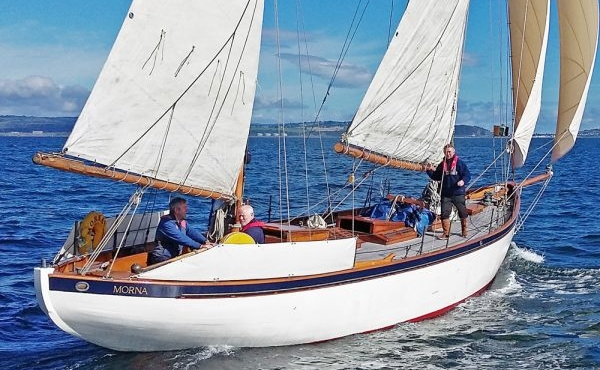 Dickies of Tarbert Gaff Ketch - SOLD
