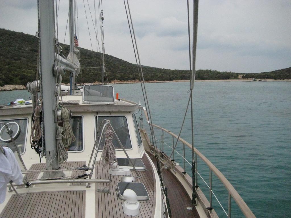 Nauticat 57