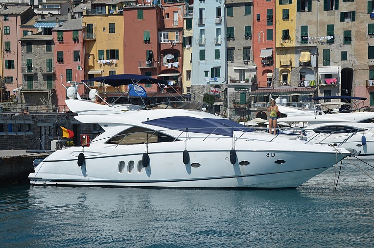 secondhand boat sunseeker