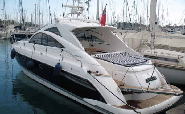 "FAIRLINE TARGA ""47GT"""