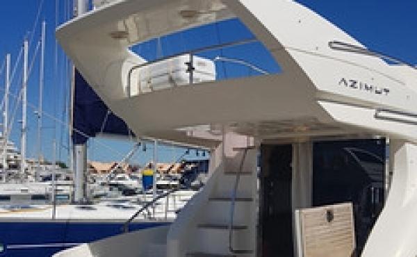 Yacht For Sale: Azimut 42
