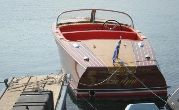 Chris Craft Classic Yacht Motor Yacht