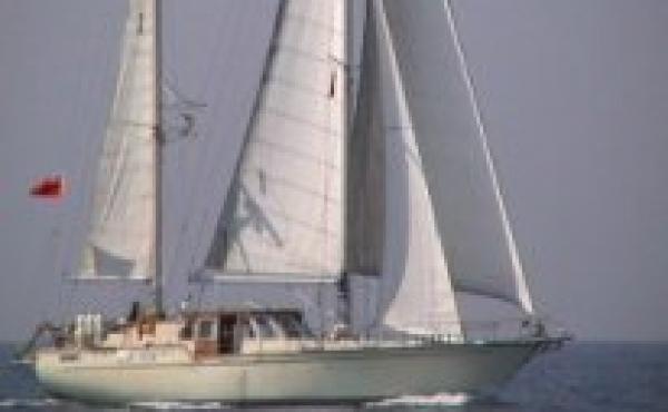 Nauticat 52' - 24 Turkey