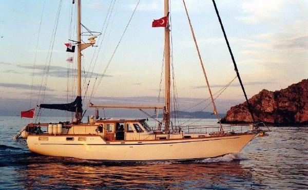 Nauticat 52'