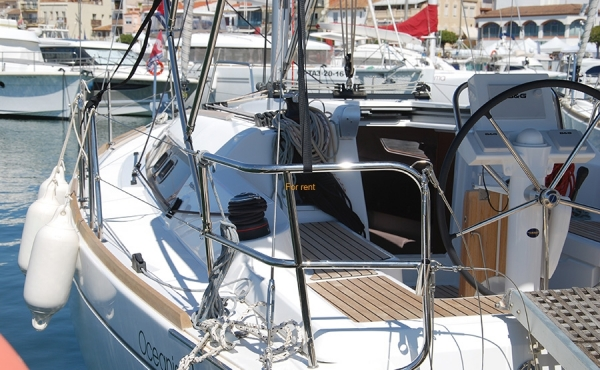 Rent a Beneteau Oceanis 31 for a holiday of a lifetime