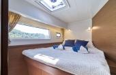 Third double cabin on board Aura
