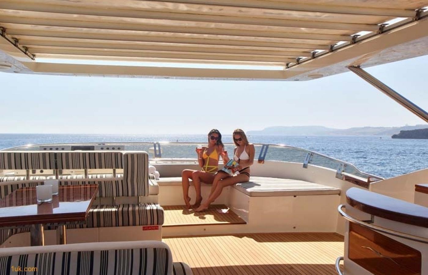 Yacht Sicilia - Sun Deck 3