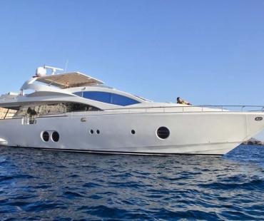 Yacht Sicilia - Side 2