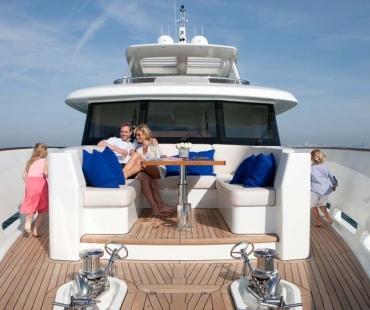 Yacht Firefly - MD Fwd 1