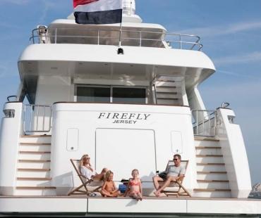 Firefly: Mediterranean yacht charter