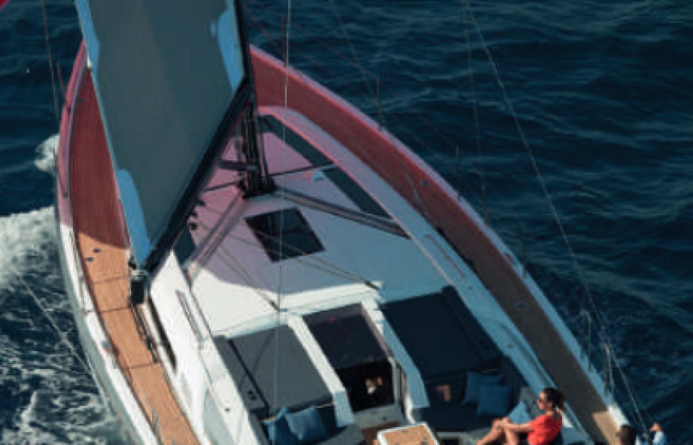 Beneteau Oceanis yacht charters in Italy