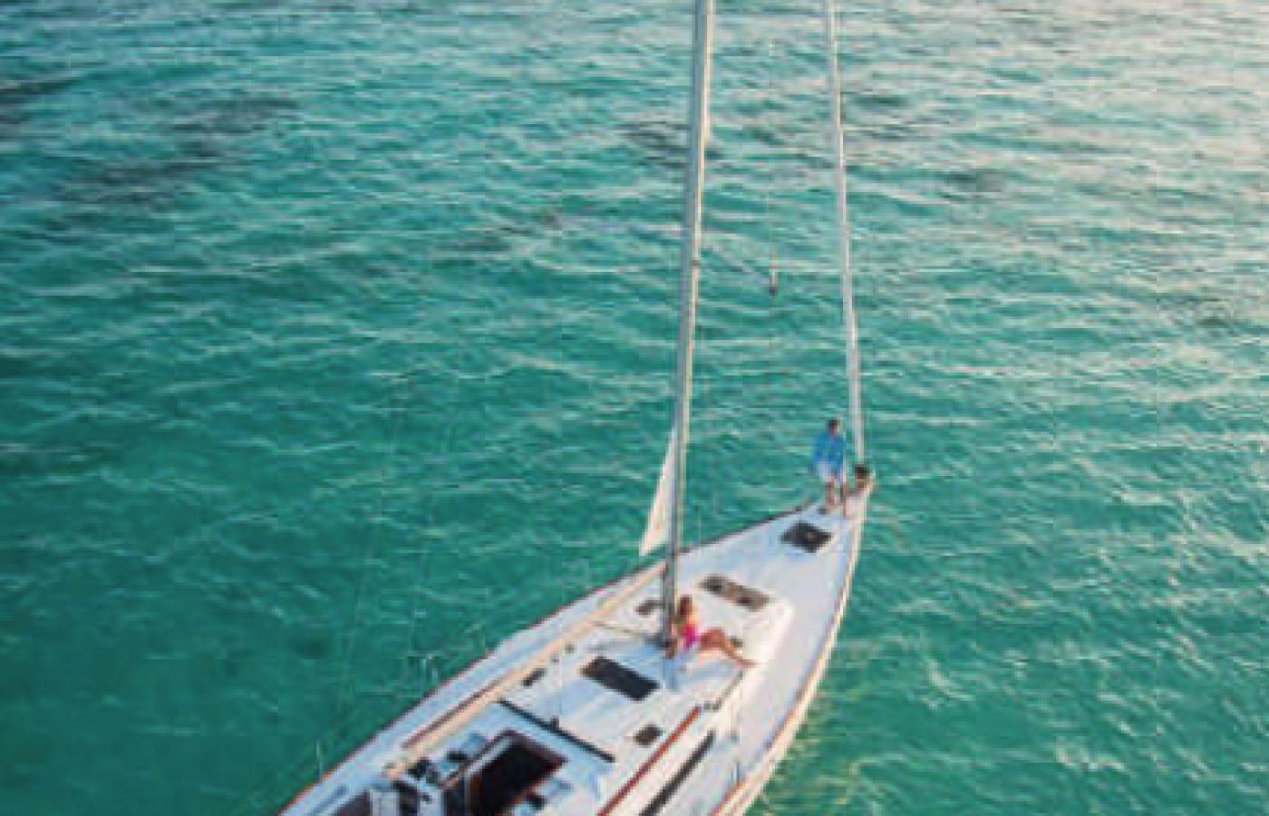 Yacht charters Italy -Jeanneau Sun Odyssey