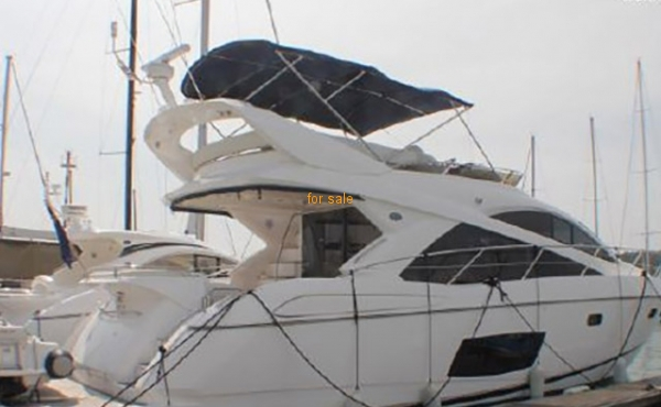 53 Sunseeker Manhattan 53 Motor Yacht 2012
