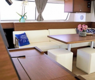 Cream and soft colour interior