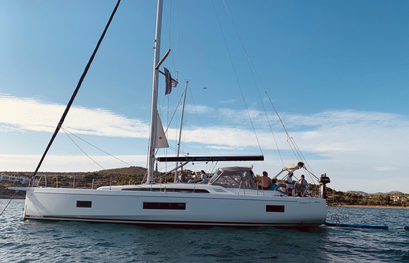Beneteau 51.1 - Princess Oceana