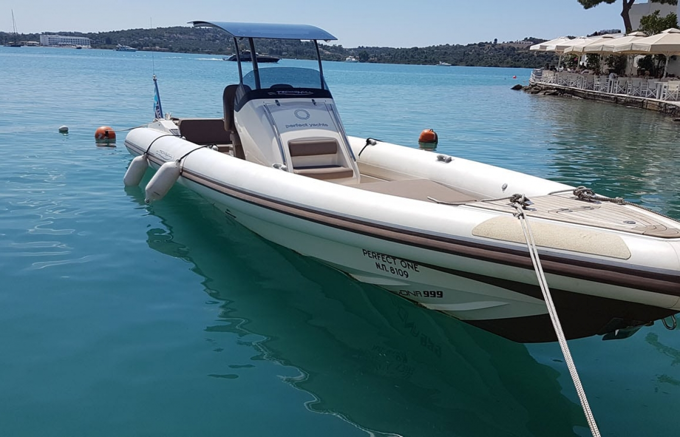 Technohull Sea DNA 999 G5- Perfect One available to charter
