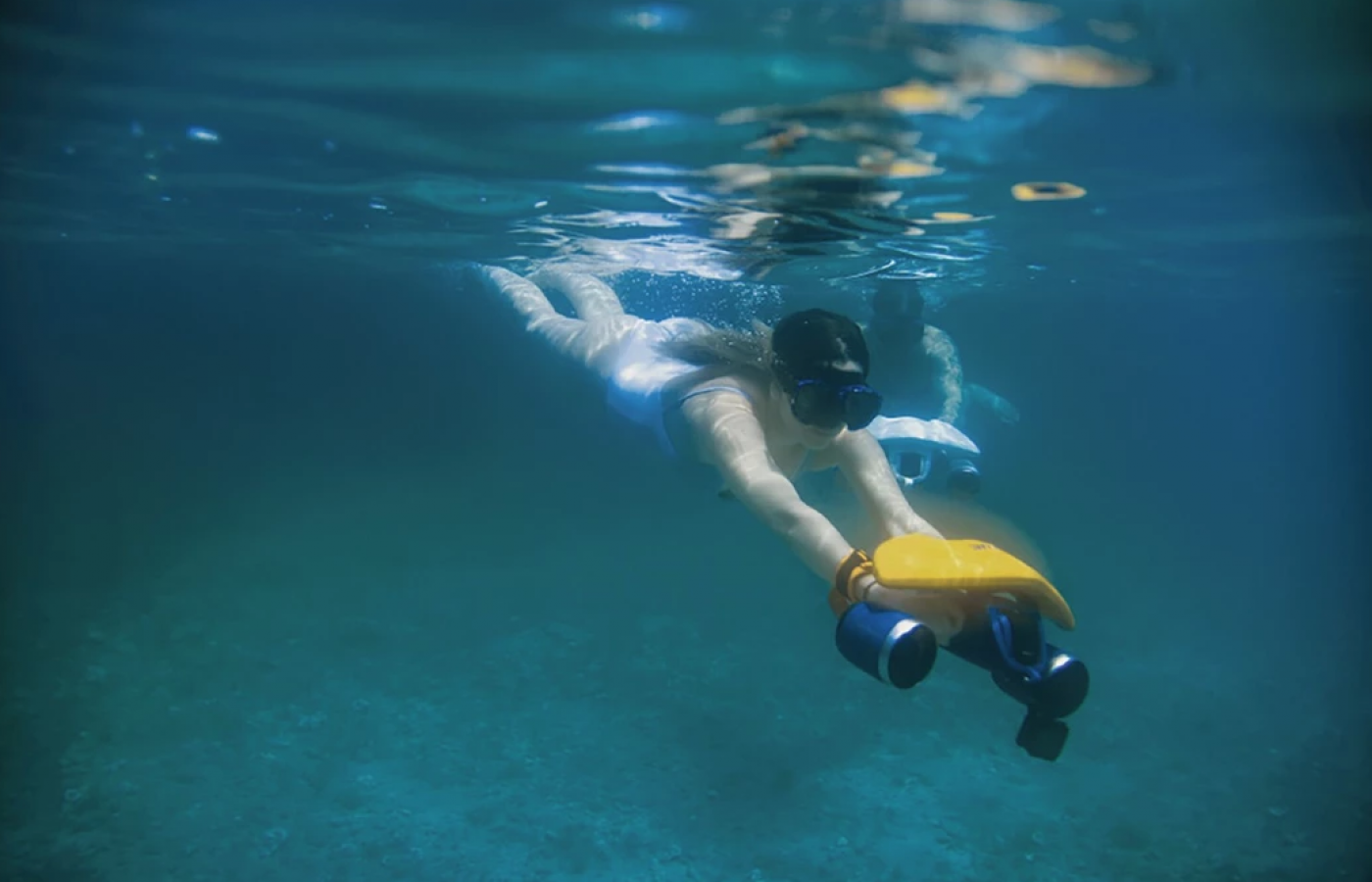 Snorkelling toys and equipment
