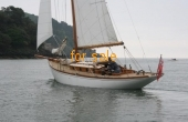 Norman Dallimore Bermudan Cutter
