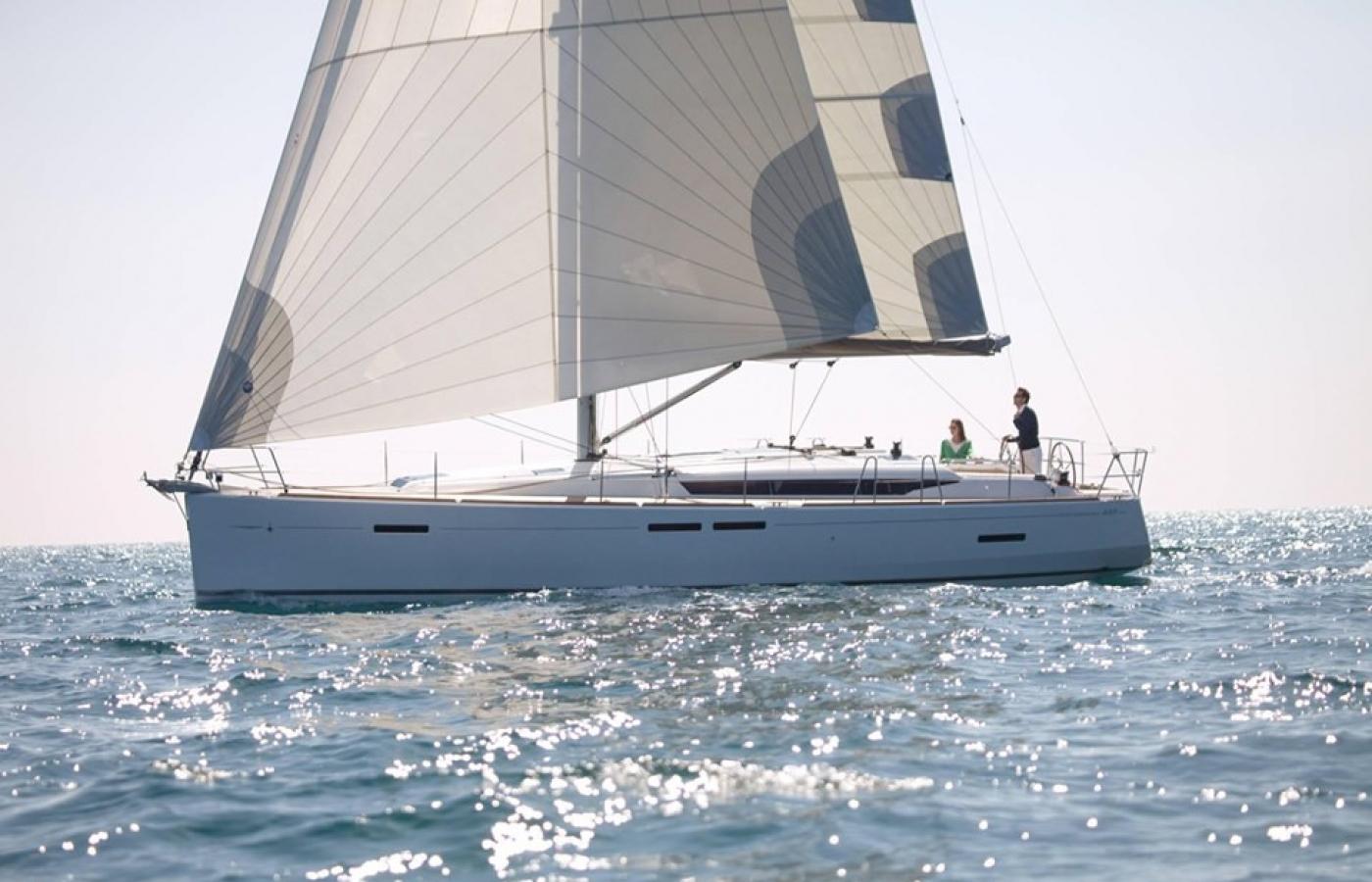 Jeanneau Sun Odyssey 449 – Lavrio