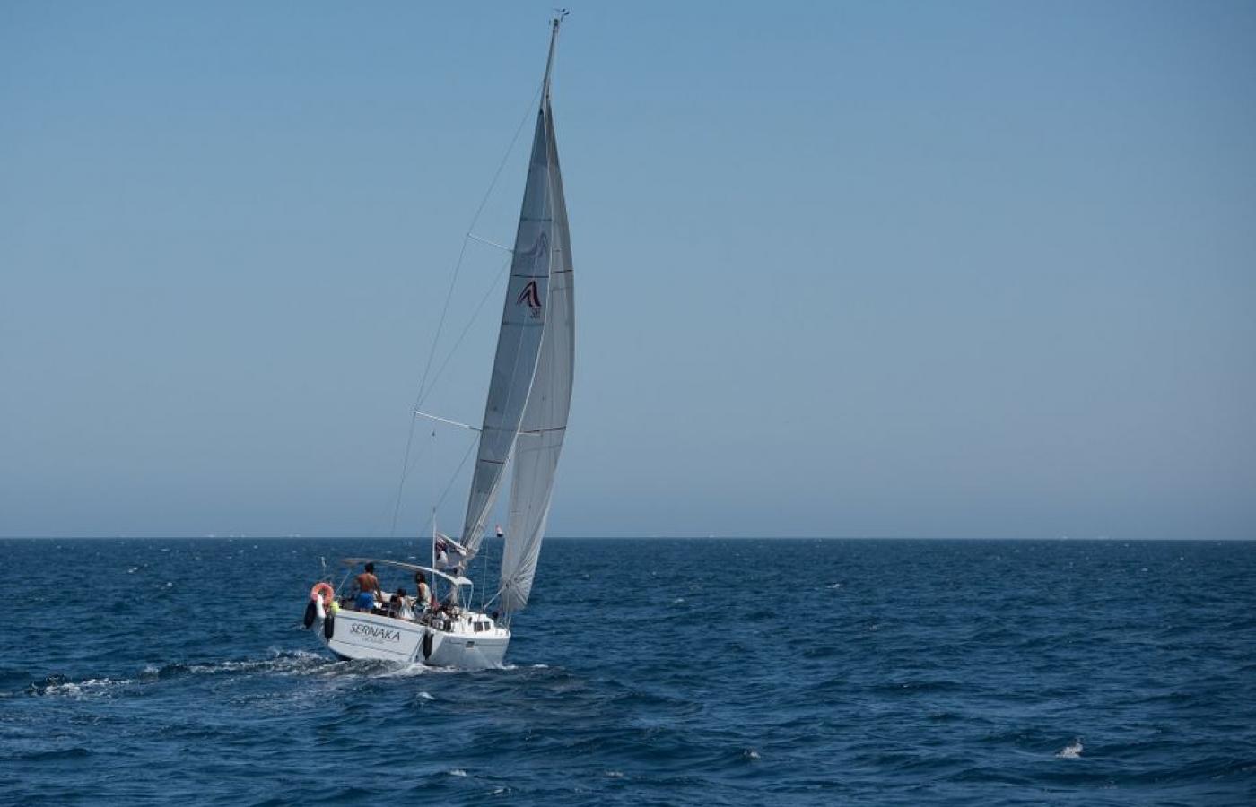 Sernaka yacht charter in Egypt