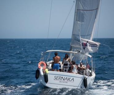 Sernaka sailing boat