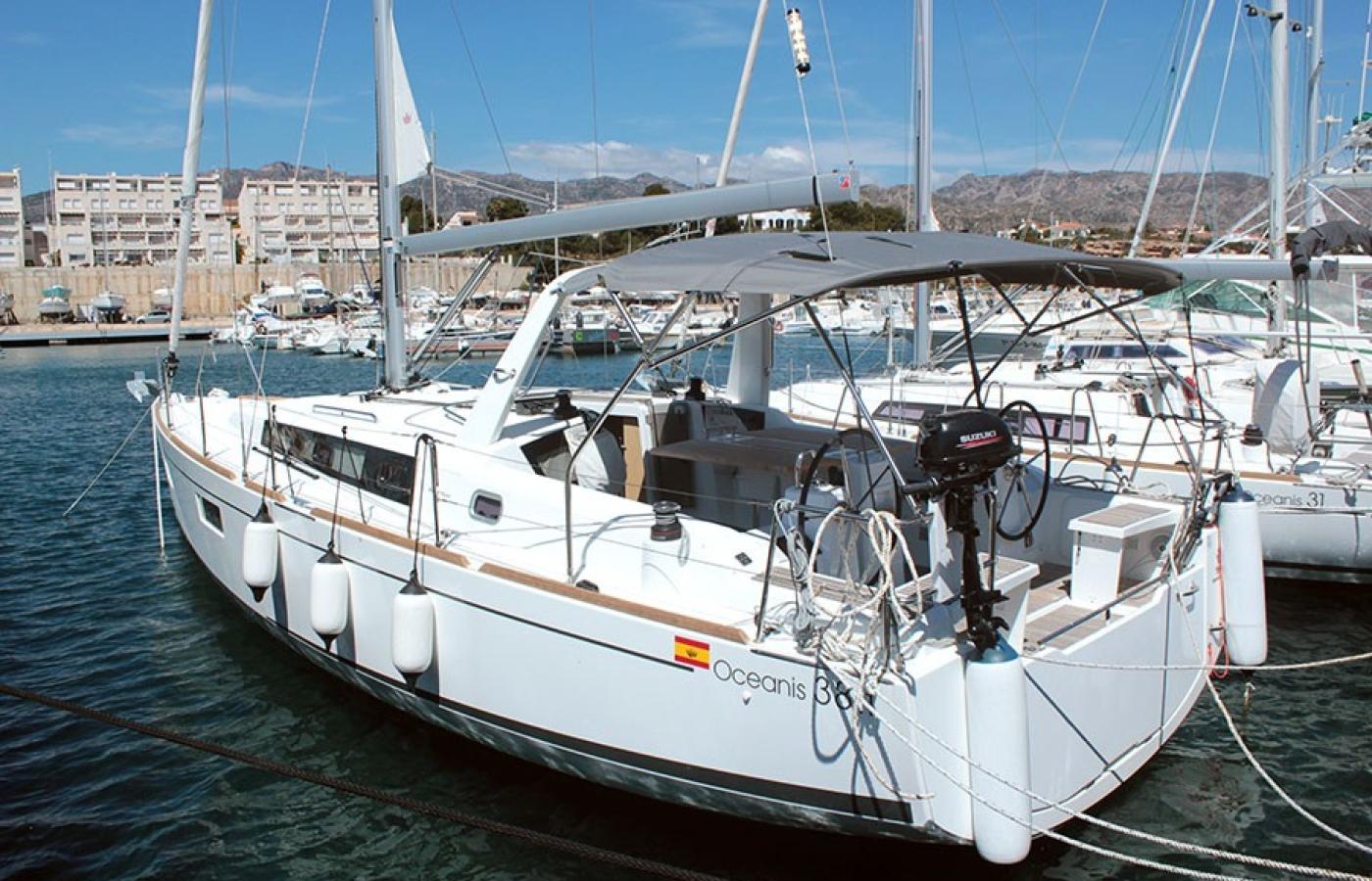 Beneteau Oceanis 38.1 Ocean Sail Yacht