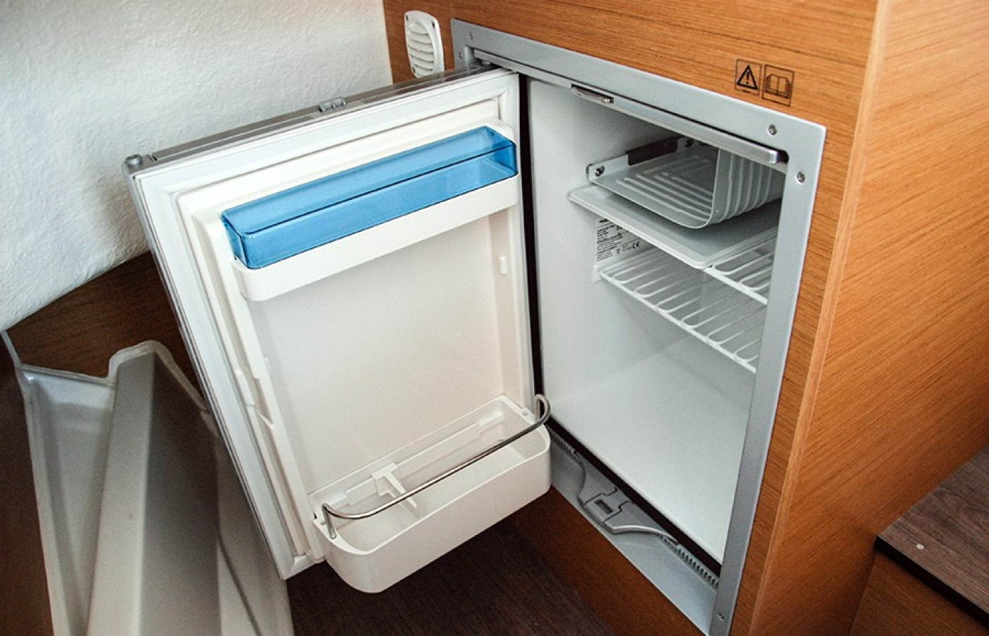 picture of the fridge