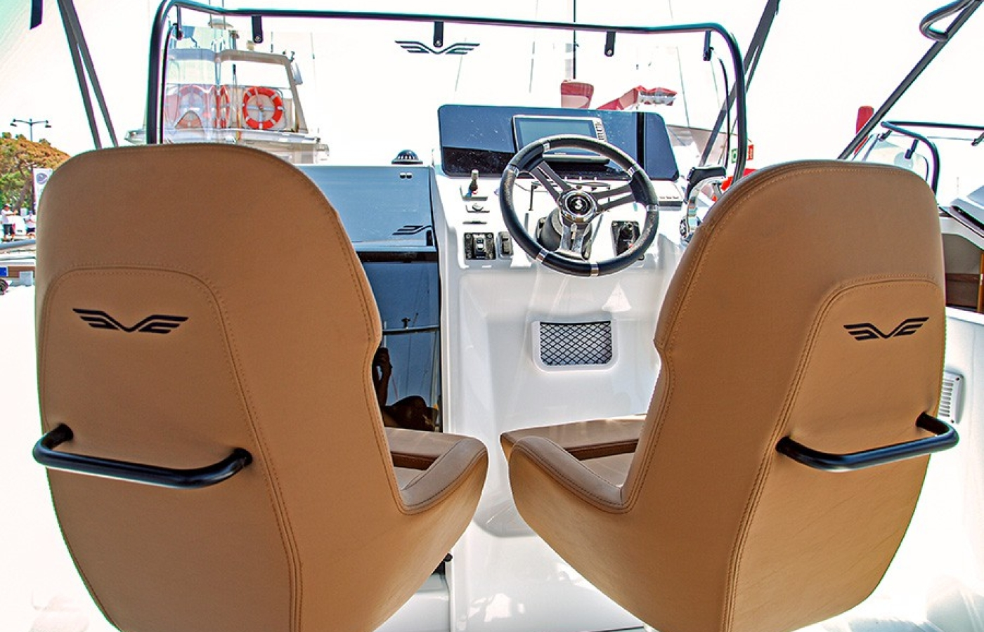 picture of the cockpit