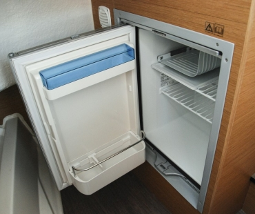 Refrigerator of the boat
