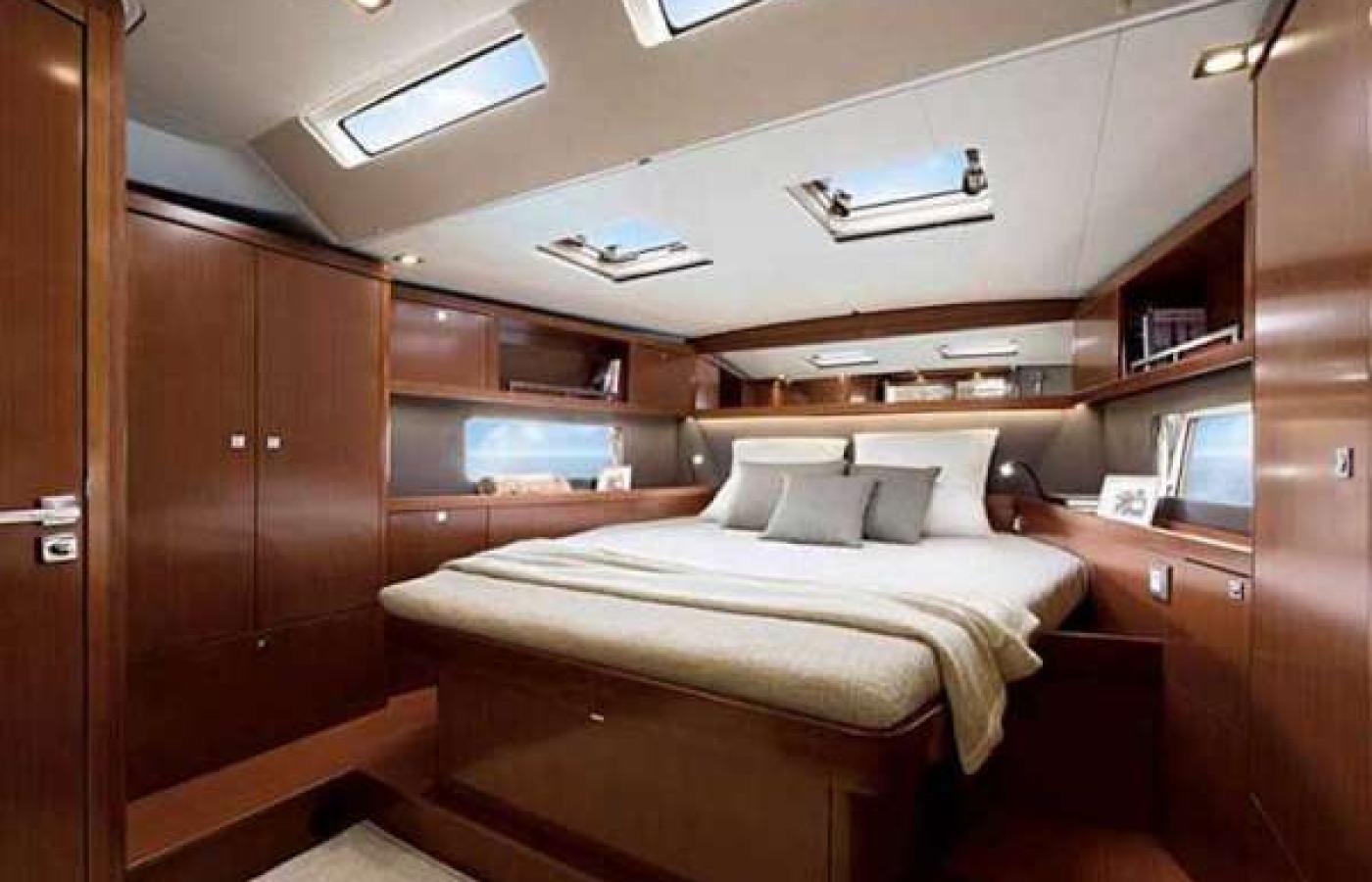 Master VIP cabin