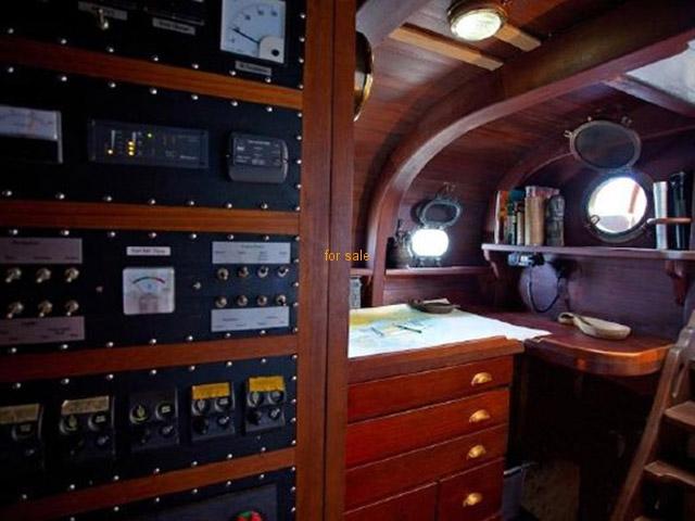 95 Custom Cruising Sailboat 2007