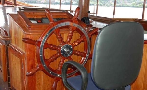 75' Custom Schooner 2009