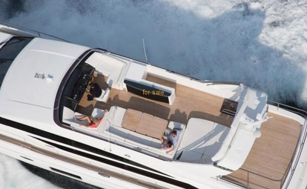 Princess Yacht 82