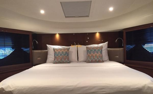Master Bedroom on Princess
